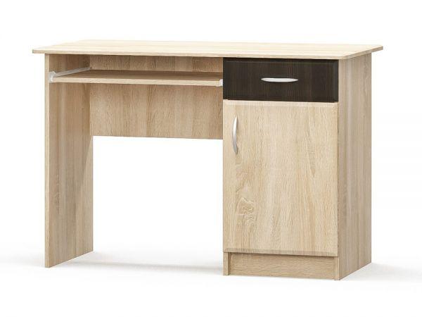 Стіл комп'ютерний однотумбовий Мебель Сервіс 2256mz купити з доставкою по Україні
