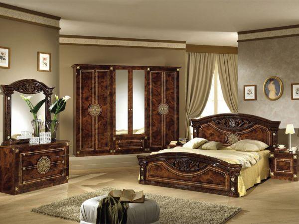 Спальний гарнітур Рома Мебель Сервіс 2300mz купити з доставкою по Україні