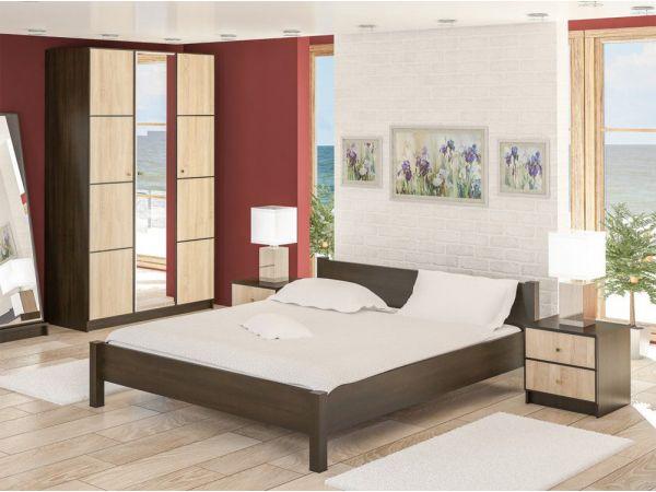 Кровать Фантазия New Мебель Сервис 4325mz купить с доставкой по Украине