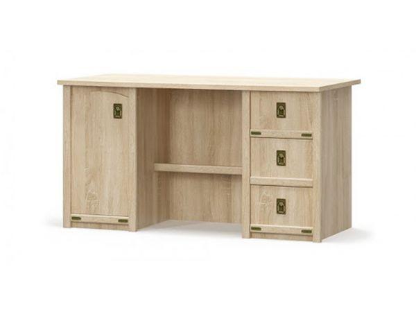 Стол письменный двухтумбовый 1Д3Ш Валенсия Мебель Сервис 4370mz купить с доставкой по Украине