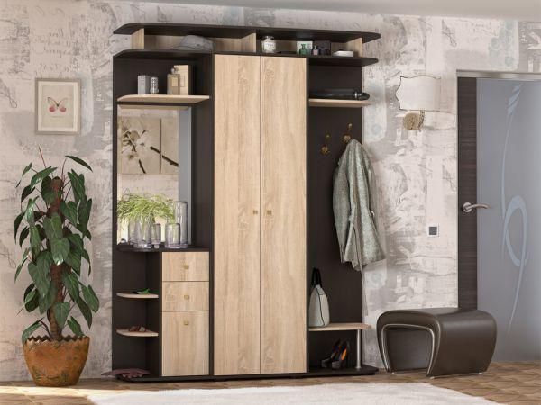 Прихожая Блюз Мебель Сервис 4685mz купить с доставкой по Украине