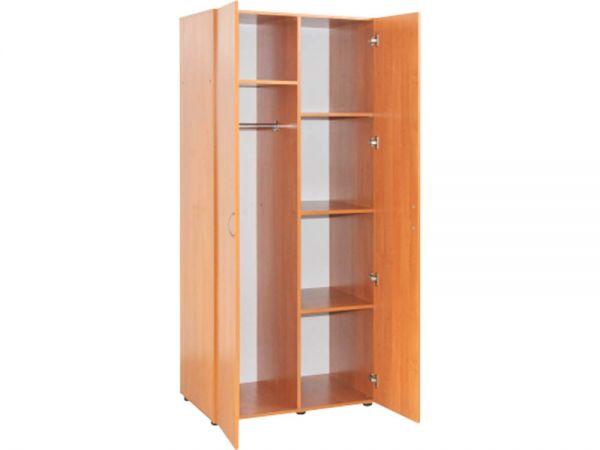 Шкаф двухдверный бельевой Берегиня