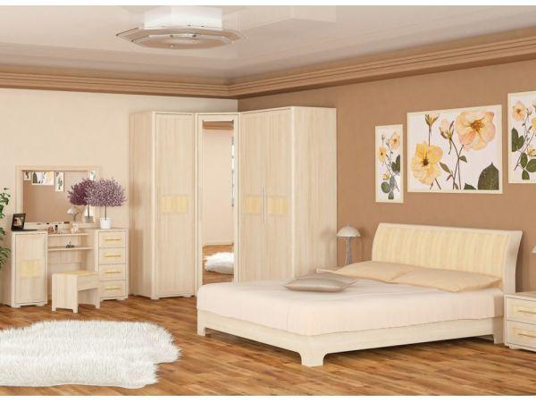 Спальний гарнітур Токіо Мебель Сервіс 4355mz купити з доставкою по Україні