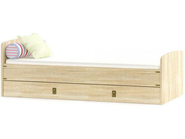 Кровать односпальная с ящиком Валенсия Мебель Сервис 4367mz купить с доставкой по Украине