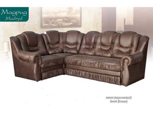 Диван угловой Мадрид Мебель Сервис 4405mz купить с доставкой по Украине