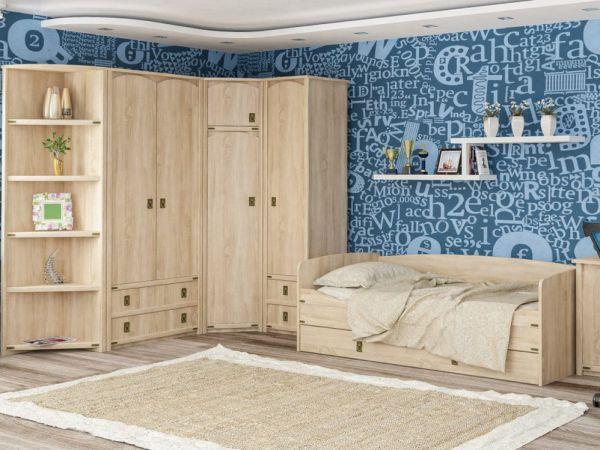 Детская модульная система Валенсия Мебель Сервис 2226mz купить с доставкой по Украине