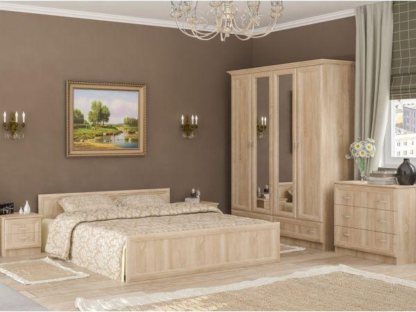 Спальный гарнитур Соната Мебель Сервис 2305mz купить с доставкой по Украине
