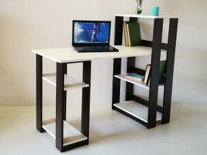Стол компьютерный с открытыми полками СК-5 МИКС-мебель