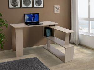 Стол компьютерный с приставкой СК-8 МИКС-мебель