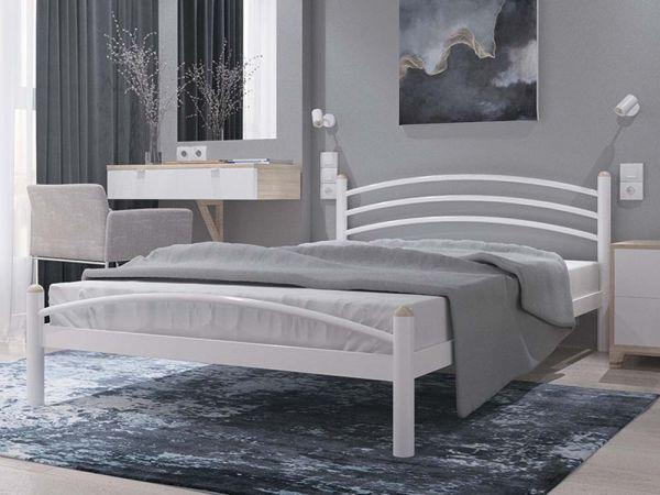 Ліжко металеве Маргарита Металл-Дизайн