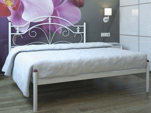 Кровать металлическая Диана Металл-Дизайн 3598mz купить с доставкой по Украине