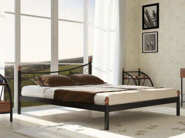 Кровать металлическая Калипсо Металл-Дизайн 3602mz купить с доставкой по Украине