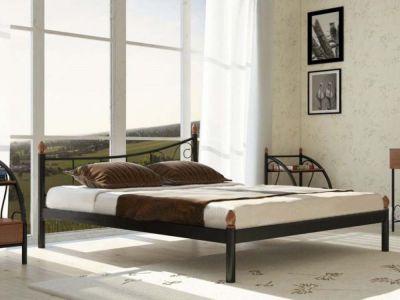 Кровать металлическая Калипсо Металл Дизайн