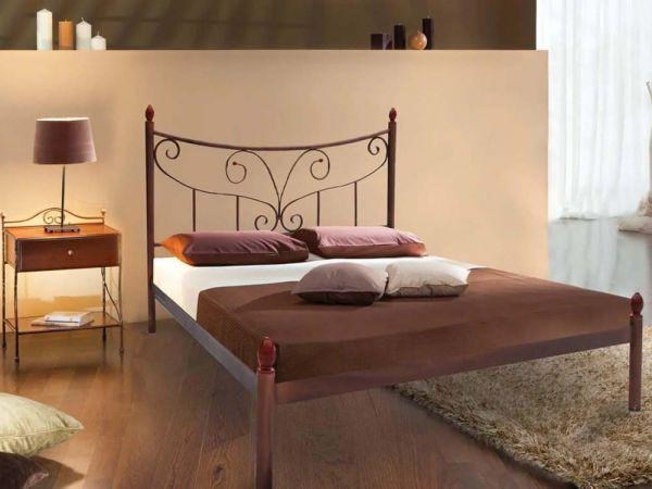 Кровать металлическая Луиза Металл-Дизайн 3603mz купить с доставкой по Украине