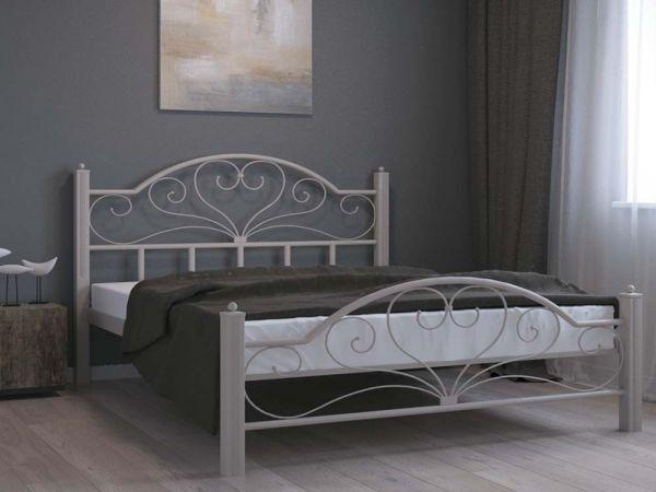 Ліжко металеве Джоконда Металл-Дизайн 3604mz купити з доставкою по Україні