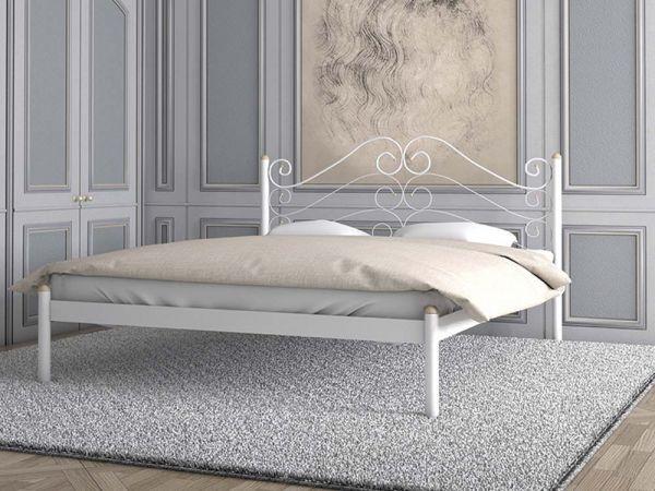 Кровать металлическая Адель Металл-Дизайн 4283mz купить с доставкой по Украине
