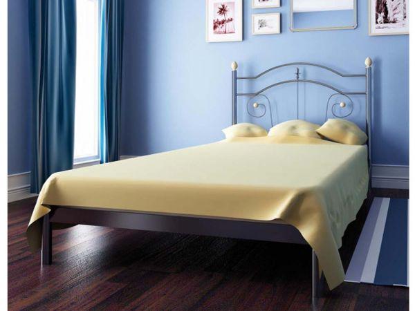 Ліжко односпальне Діана Метал Дизайн