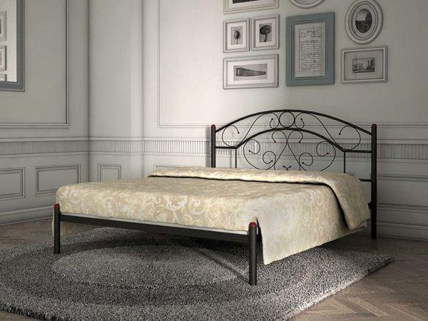 Кровать металлическая Скарлет Металл-Дизайн 4291mz купить с доставкой по Украине
