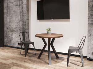 Стол обеденный Свен-3 Металл Дизайн