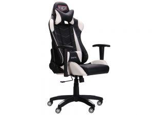 Крісло геймерське з регульованими підлокітниками VR Racer Blade AMF