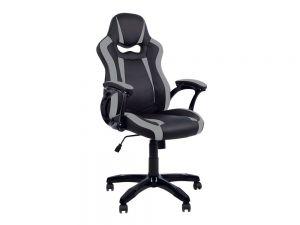 Крісло геймерське з м'якими підлокітниками Combo Tilt PL73 Новий Стиль