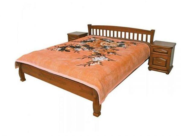 Ліжко дерев'яне Верона 2 ТеМП-Мебель 2524mz купити з доставкою по Україні