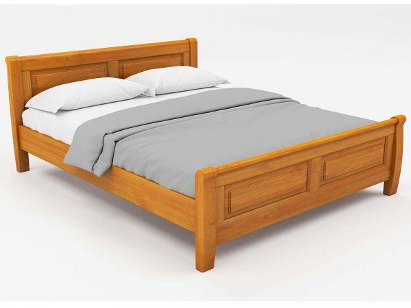 Кровать деревянная Лана ТеМП-Мебель 2527mz купить с доставкой по Украине