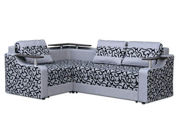 Угловой диван Глория НТ-мебель 3911mz купить с доставкой по Украине