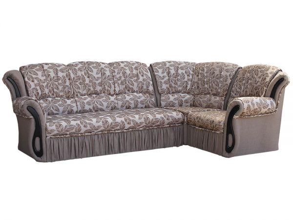 Угловой диван Консул НТ-мебель 3916mz купить с доставкой по Украине