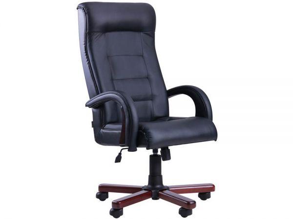 Кресло компьютерное с мягкими подлокотниками Роял Люкс AMF 1567 купить с доставкой по Украине