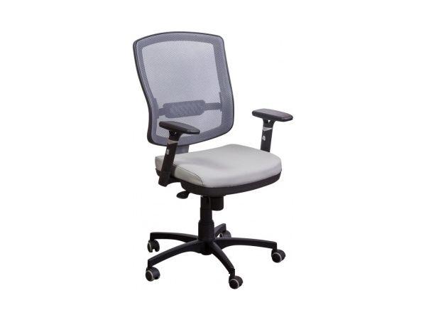 Крісло комп'ютерне з ортопедичною спинкою Коннект AMF 3673 купити з доставкою по Україні