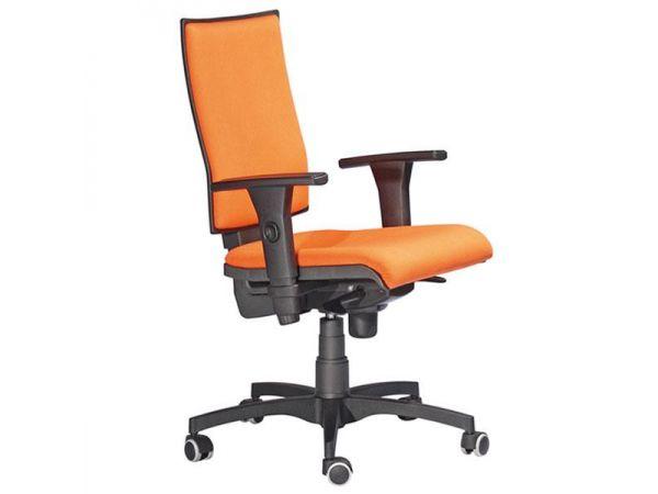 Крісло офісне з регульованими підлокітниками Маск НВ AMF 3675 купити з доставкою по Україні