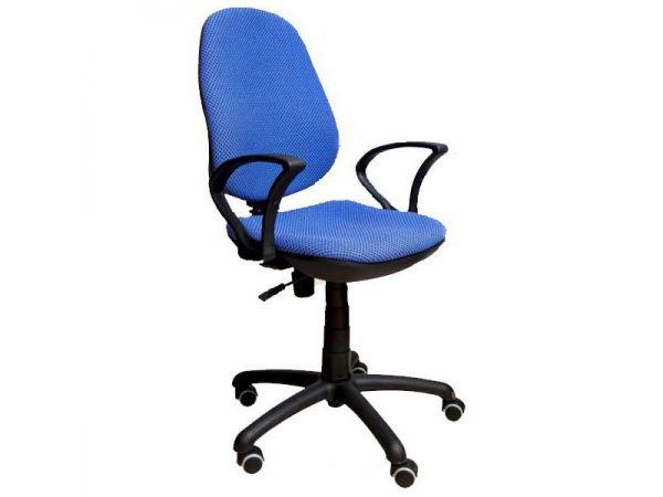 Крісло офісне з ортопедичною спинкою Спринт AMF 3676 купити з доставкою по Україні