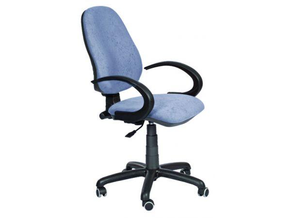 Кресло офисное с ортопедической спинкой Практик AMF 3678 купить с доставкой по Украине