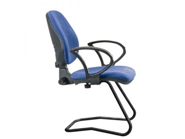 Крісло офісне з ортопедичною спинкою Поло CF AMF 3679 купити з доставкою по Україні