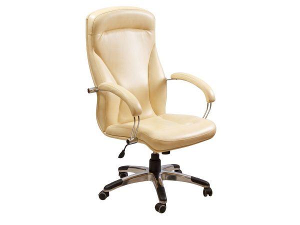 Крісло комп'ютерне з м'якими підлокітниками Х'юстон AMF 3685 купити з доставкою по Україні