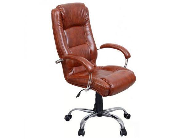 Кресло компьютерное с мягкими подлокотниками Марсель AMF 3688 купить с доставкой по Украине