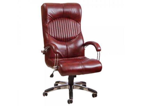 Кресло компьютерное ортопедическое с мягкими подлокотниками Геркулес AMF 3689 купить с доставкой по Украине