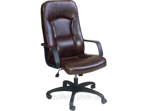 Кресло компьютерное с ортопедической спинкой Торонто AMF 3691 купить с доставкой по Украине