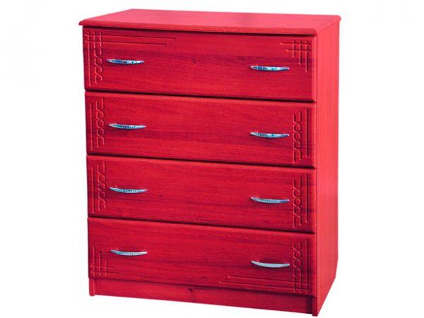 Комод для вещей 4 МДФ РТВ-мебель 4401mz купить с доставкой по Украине