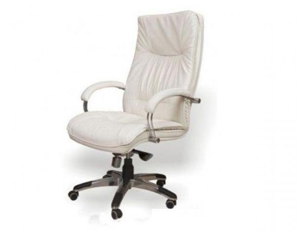 Крісло офісне з м'якими підлокітниками Палермо HB AMF 1571 купити з доставкою по Україні