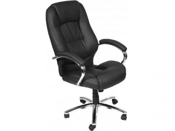 Крісло офісне з ортопедичною спинкою та м'якими підлокітниками Надір НВ AMF 1574 купити з доставкою по Україні