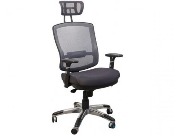 Кресло офисное с подголовником Коннект HR AMF 1575 купить с доставкой по Украине
