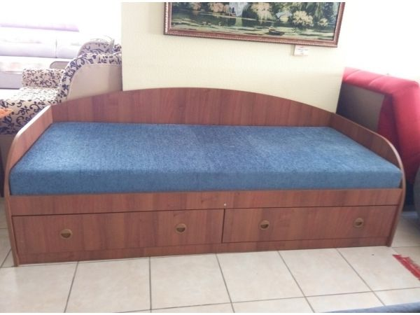 Ліжко Берлін з ящиком