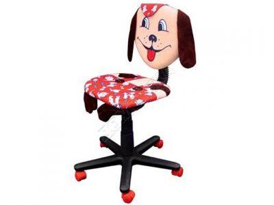 Детское роликовое кресло Собачка