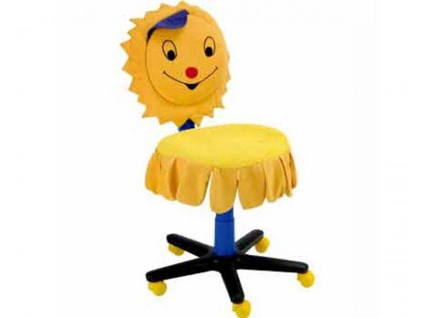 Дитяче роликове крісло Сонечко
