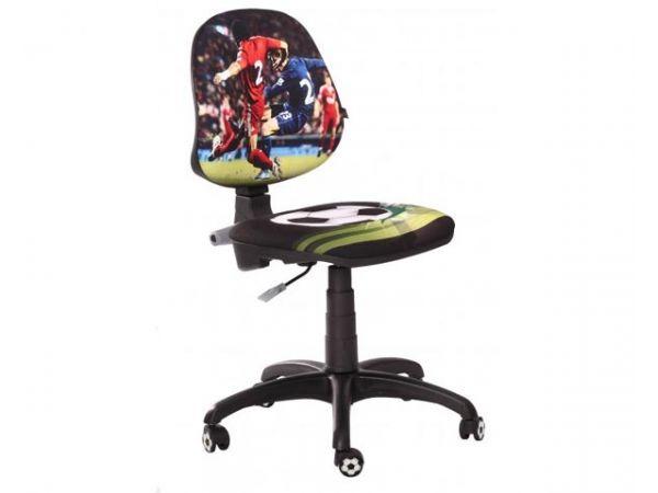 Крісло дитяче Футбол спорт AMF 1724 купити з доставкою по Україні