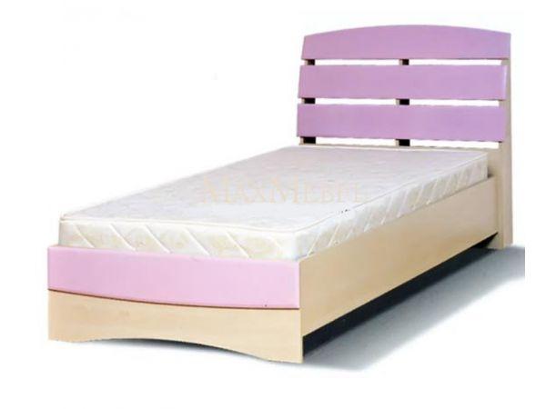 Кровать односпальная Терри Світ Меблів 362mz купить с доставкой по Украине
