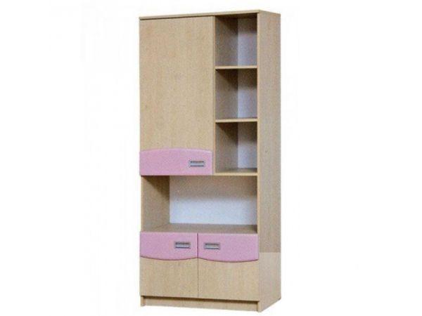 Шкаф комбинированный Терри Світ Меблів 363mz купить с доставкой по Украине
