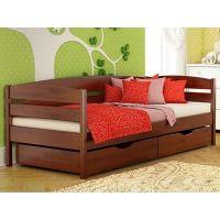 ➤ Купити Односпальне ліжко ✔ з доставкою в Київ